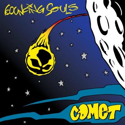 Bouncing Souls 'Comet' Cover Art