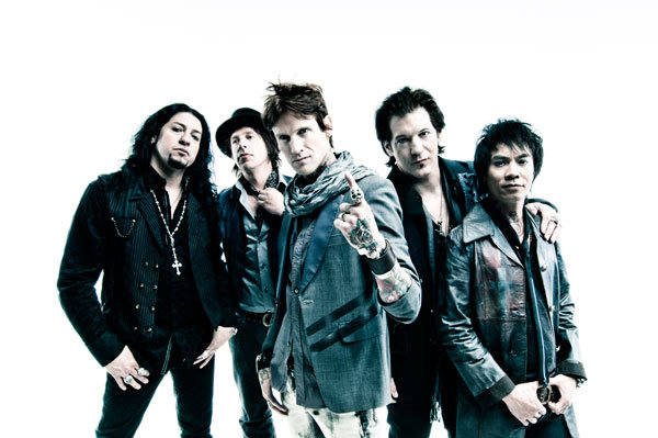 "Buckcherry ""Gluttony"" Music Video"
