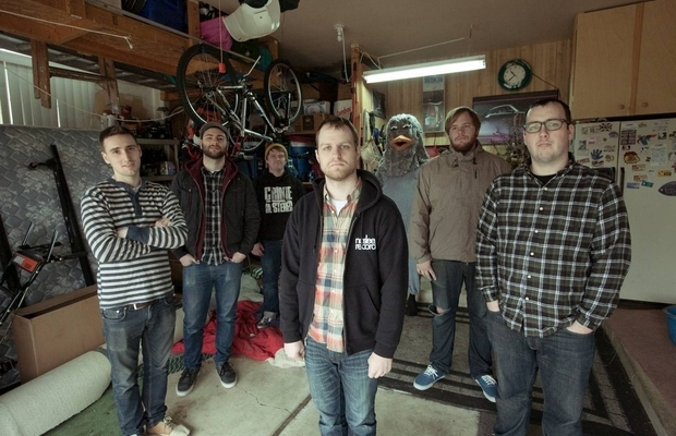 Stream - The Wonder Years 'Sleeping On Trash'