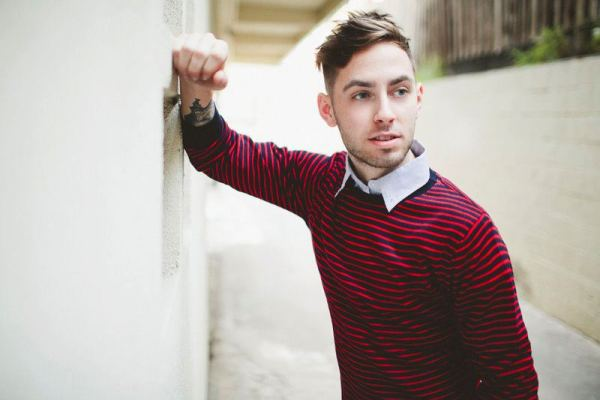 """Tyler Carter Announces """"Leave Your Love"""" EP"""