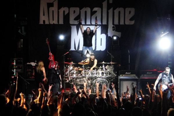 Adrenaline Mob To Release New EP; Announce Tour Dates