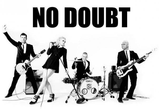 No Doubt Release 'Push And Shove' Tracklisting