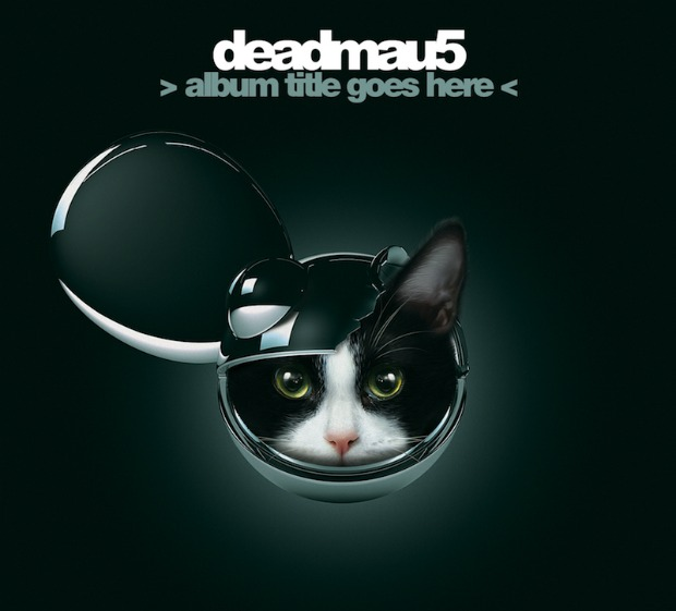 Deadmau5  album title goes here Cover Artwork