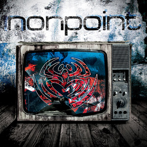 Nonpoint self-titled new album cover Artwork