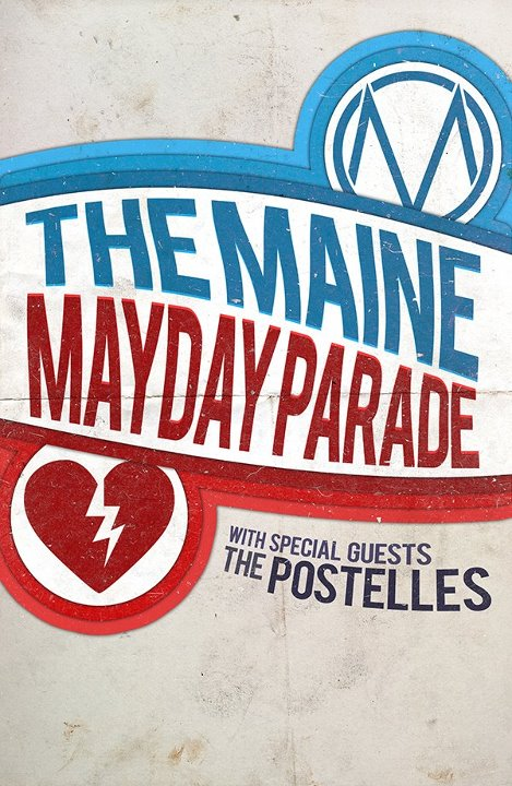 The Maine Announce Co-headlining Tour With Mayday Parade