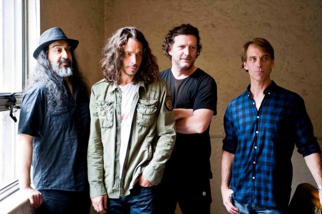 """New Song - Soundgarden """"Been Away Too Long"""""""