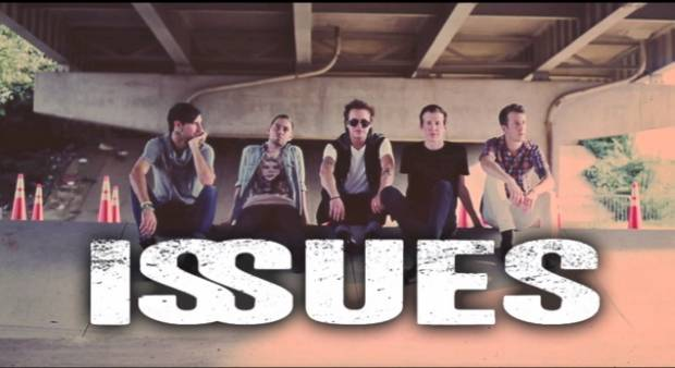 Stream - Issues 'Black Diamonds' EP