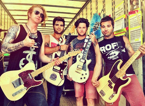 New Song - We The Kings