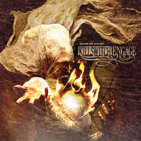 Killswitch Engage 'Disarm The Descent' Album Cover Artwork2