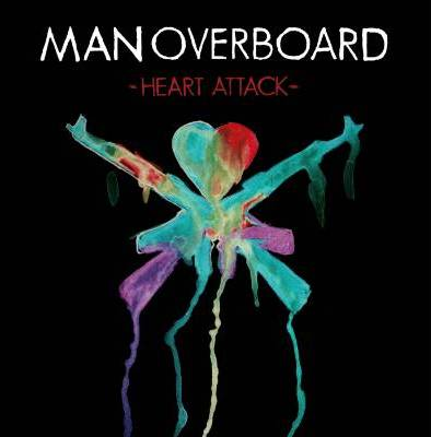 Man Overboard 'Heart Attack' Album Cover Artwork