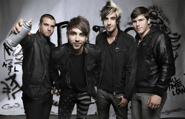 "All Time Low ""Backseat Serenade"" Music Video"