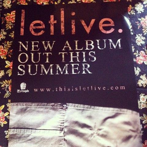 letlive. Releasing New Album This Summer