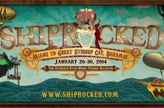 ShipRocked 2014 Lineup Adds Lacuna Coil, Love & Death, Art of Dying, And More