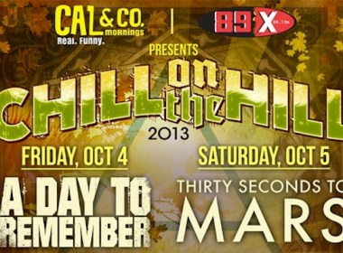 Chill On The Hill Festival