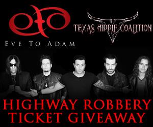 Eve To Adam Highway Robbery Ticket Giveaway