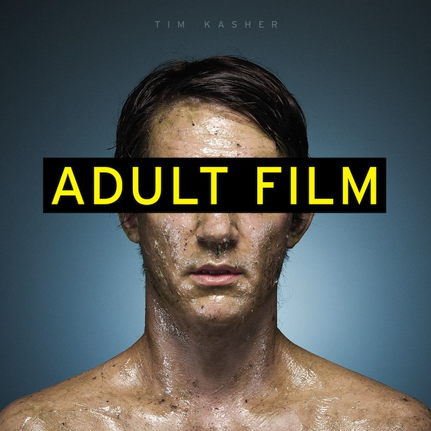 Tim Kasher 'Adult Film' Album Cover Artwork