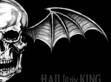 Avenged Sevenfold 'Hail To The King' Album Cover Artwork