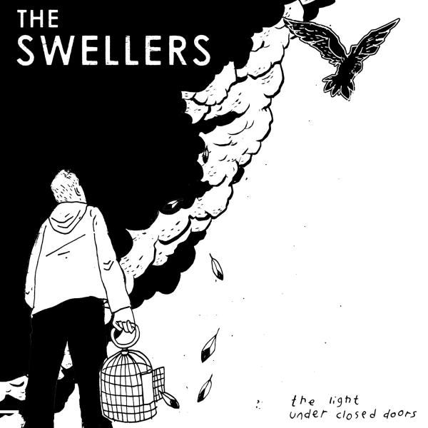 The Swellers 'The Light Under Closed Doors' Album Cover Artwork