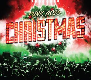'Punk Goes Christmas' Artwork