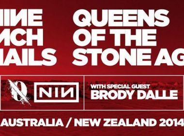 Nine Inch Nails, Queens Of The Stone Age Announce Co-headlining Tour Of Australia And New Zealand