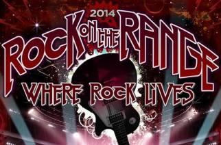 2014 Rock On The Range Lineup