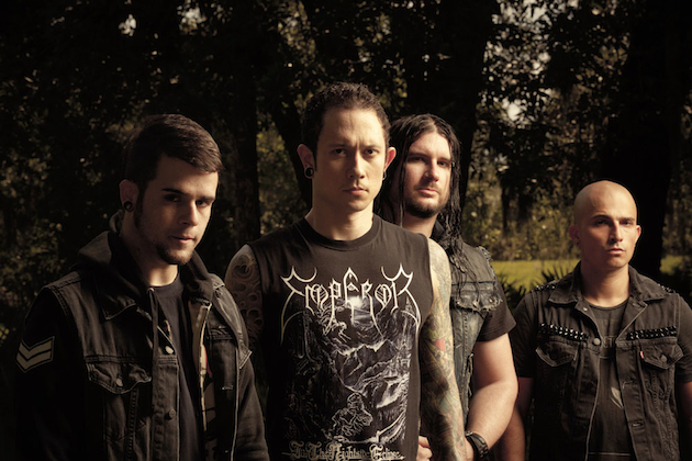 Trivium Reveal 'Silence in the Snow' Track Listing, Album Art