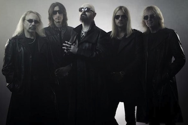 Judas Priest Back In The Studio Working On New Album