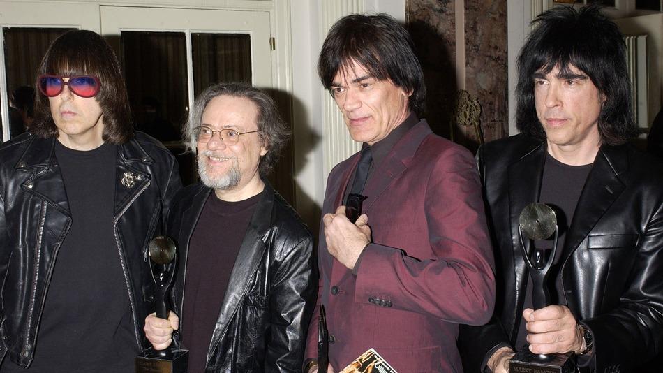 Founding Ramones Drummer Tommy Ramone Dies