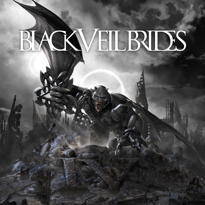 Black Veil Brides 'IV' Album Cover Artwork