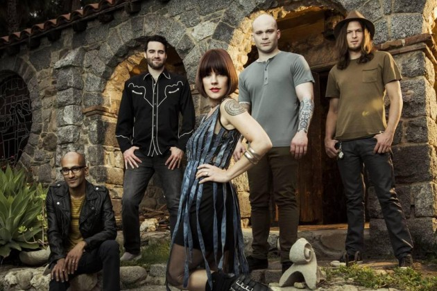 Flyleaf Frontwoman Kristen May Leaves Band