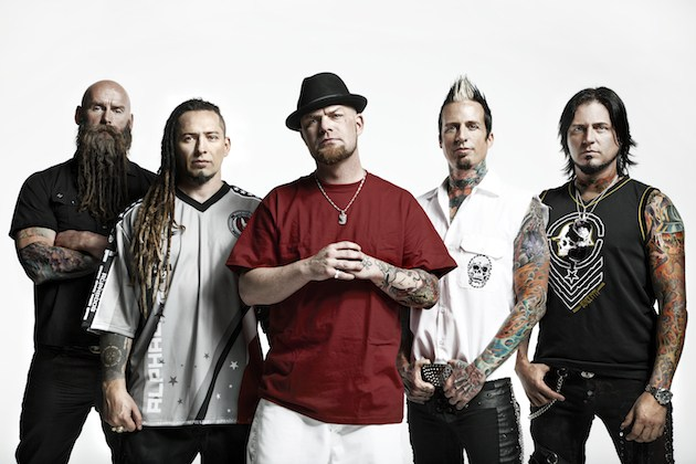 "Five Finger Death Punch ""Jekyll and Hyde"" Music Video"