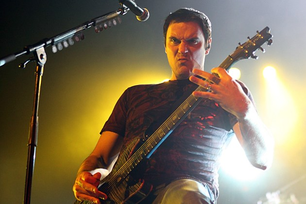 "Breaking Benjamin Stream New Song ""Defeated"""