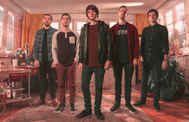 "Chunk! No, Captain Chunk! Stream New Song ""The Other Line"""