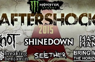 Slipknot, Shinedown, Marilyn Manson, More Announced For Aftershock 2015