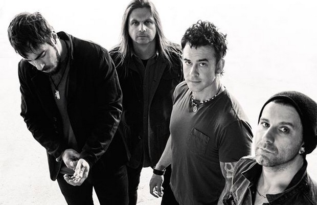 "Saint Asonia (Ex-Three Days Grace Frontman) Stream New Song ""Better Place"""