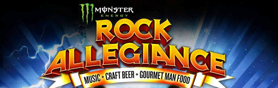 2015 Monster Energy Rock Allegiance Festival