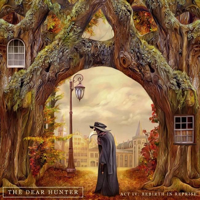 The Dear Hunter 'Act IV Rebirth In Reprise' Album Cover Artwork