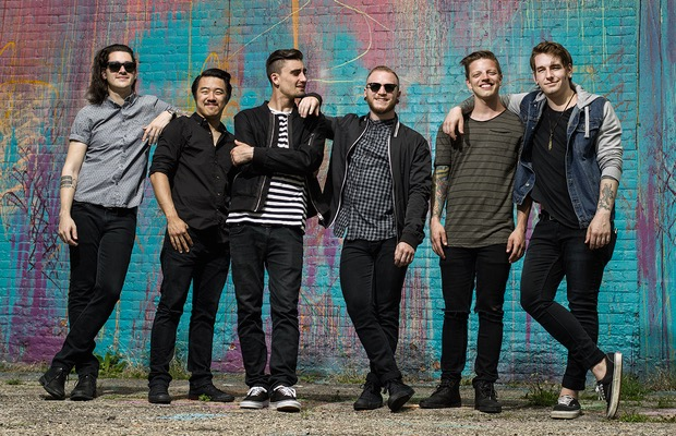 """We Came As Romans Stream New Song """"Tear It Down"""""""