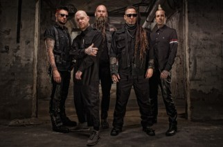 Ivan Moody Says He's Not Leaving Five Finger Death Punch