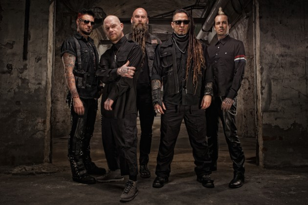 Ivan Moody Is Leaving Five Finger Death Punch
