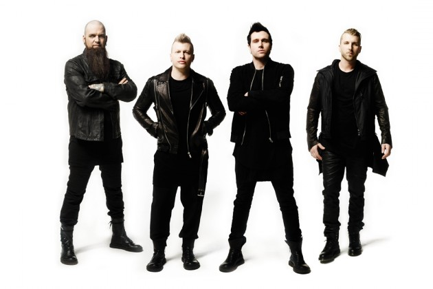 Three Days Grace Announce New 2015 U.S. Tour Dates