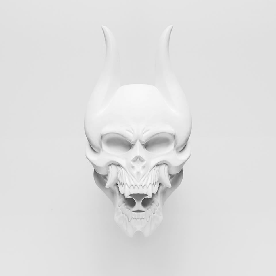 Trivium 'Silence in the Snow' Album Cover Artwork