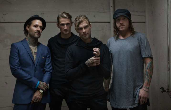 "The Used Stream New Song ""Over And Over Again"""