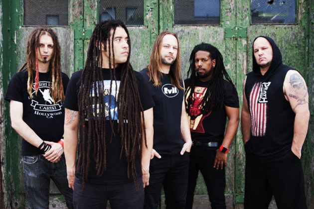 Nonpoint To Open For Disturbed, Announce Album Details
