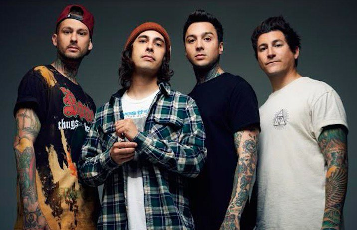 "Pierce The Veil Cover Green Day's ""Coming Clean"""