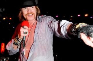 AC/DC Announce Guns N' Roses' Axl Rose As New Singer