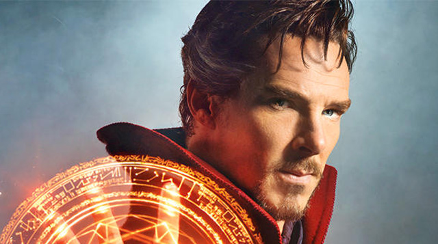 Watch Marvel Doctor Strange Trailer