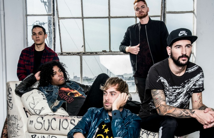 "Issues Stream New Song ""Slow Me Down"""