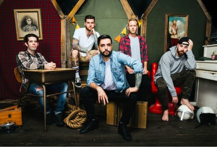 A Day To Remember Announce New Album, Release New Song