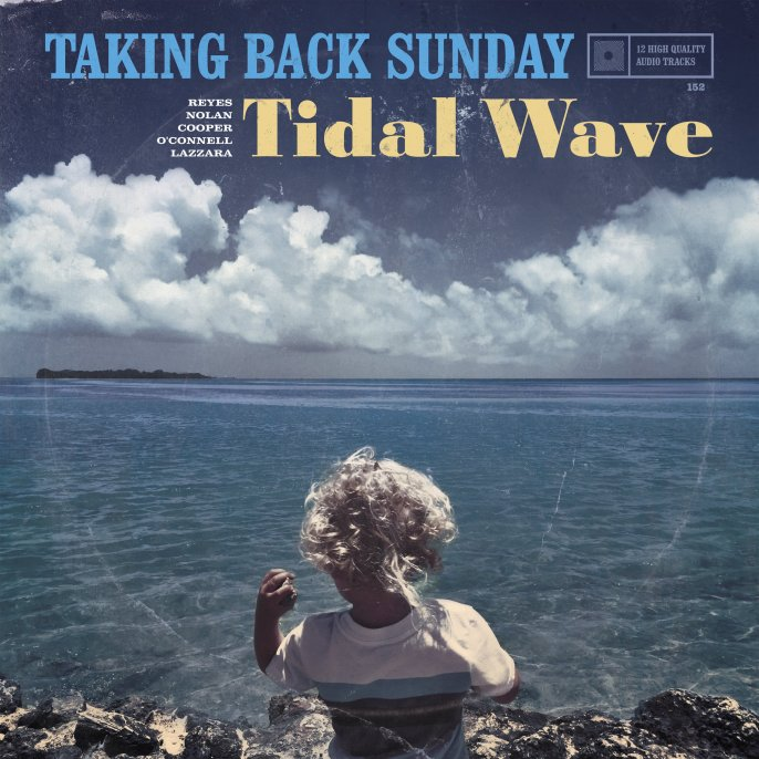 Taking Back Sunday Tidal Wave Cover Artwork